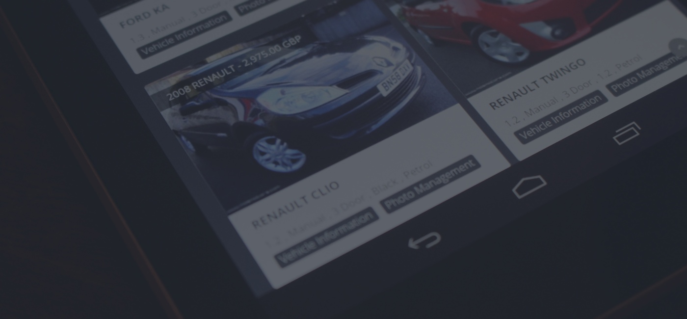 Bootstrap Framework - Vehicle Websites