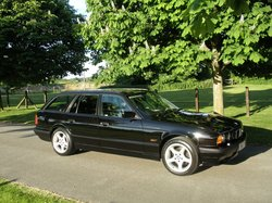 BMW 540i T Very Special