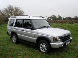 Land-Rover DISCOVERY 2 TD5
