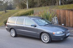 Volvo V70 D5 SE GREAT SPEC !