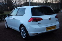 White Volkswagen Golf GT TDI ★SOLD★