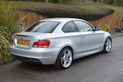 BMW 118d 2.0 M Sport Coupe