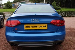 Sprint Blue  Audi S4  Quattro - ★sold★
