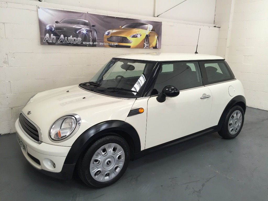 White Mini ONE