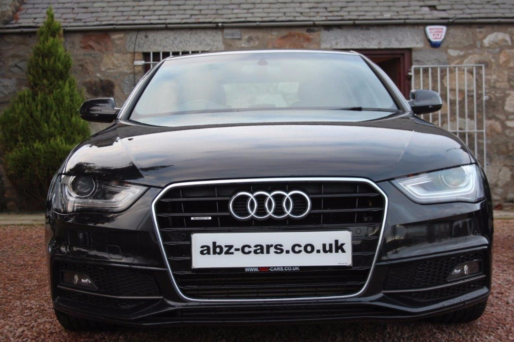 AudiA4 2.0TFSI Quattro ★SOLD★