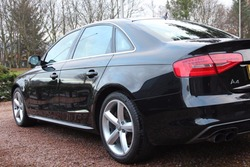 Black Audi A4 2.0TFSI Quattro ★SOLD★