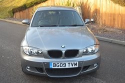 Space Grey BMW 118d M Sport