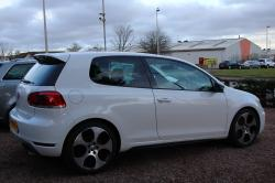 Candy White Volkswagen Golf  GTi DSG  ★SOLD★