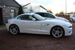 White  BMW 20i M Sport sDrive  ★SOLD★