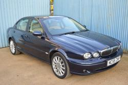 Jaguar X-TYPE 2.5 V6 S (AWD)