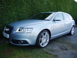 Audi A6 S Line Special Ed 170