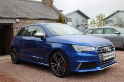 Sepang Blue Audi S1 Quattro Ext Pack *sold*