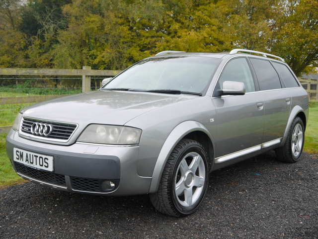 AudiA6 Allroad Bi-turbo