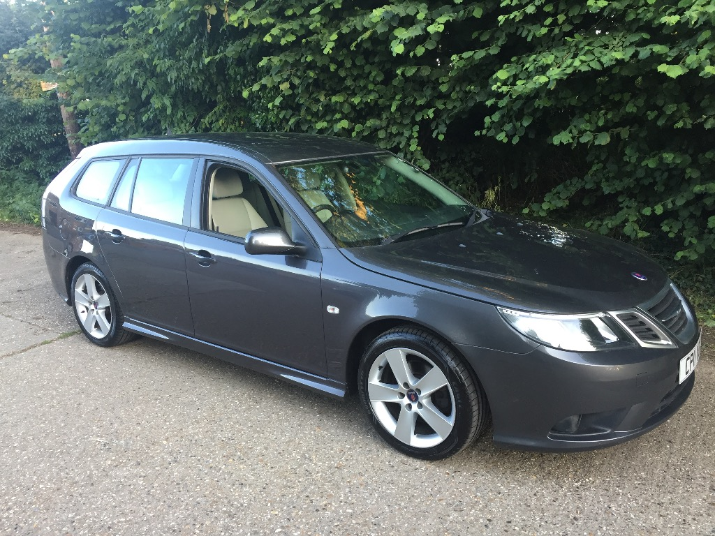 Saab9-3 1.9 TTID Turbo Edition