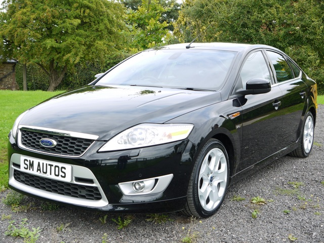 Panther Black Ford Mondeo