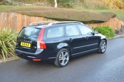 Black Volvo SOLD!!!! V50 1.6D SE drivE