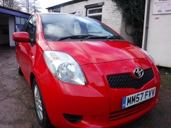 Toyota YARIS 11 SERVICES 5 DOOR