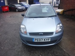Ford FIESTA 3 DOOR ONLY 67K