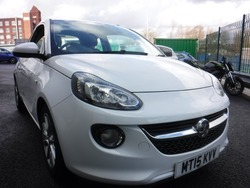 Vauxhall ADAM JAM LTD EDITION