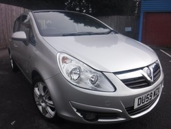 Vauxhall CORSA 5 DOOR ONLY 64K