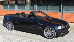 BMW E46 M3 Convertible, Manual